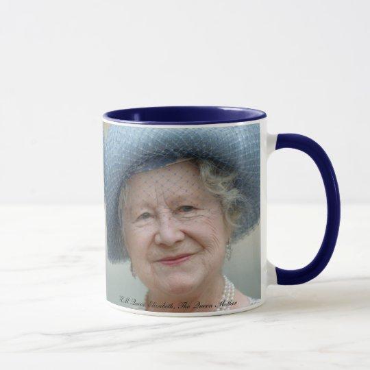 HM Queen Elizabeth, The Queen Mother Mug