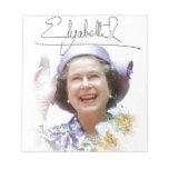 HM reina Elizabeth II Blocs