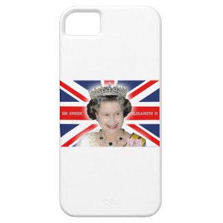 HM reina Elizabeth II - favorable foto Funda Para iPhone SE/5/5s