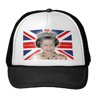 HM reina Elizabeth II - favorable foto Gorras
