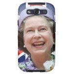 HM reina Elizabeth II Galaxy SIII Carcasa