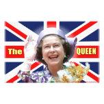 HM reina Elizabeth II Papelería