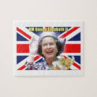 HM reina Elizabeth II Puzzles Con Fotos