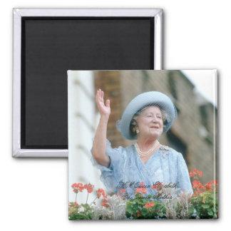 HM reina Elizabeth, la reina madre 1985 Iman