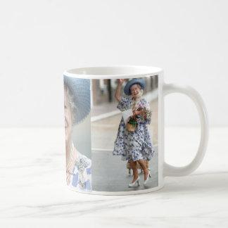 HM reina Elizabeth, la reina madre 1988 Tazas