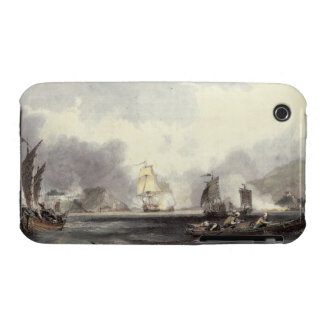 HM Ships Imogene and Andromache passing the Batter iPhone 3 Cover