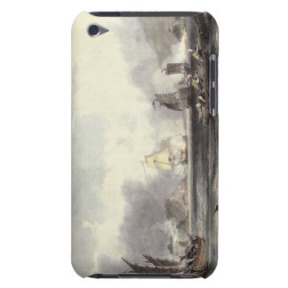 HM Ships Imogene and Andromache passing the Ber iPod Case-Mate Case