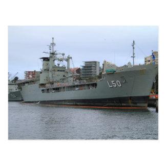 HMAS Tobruk Tarjetas Postales