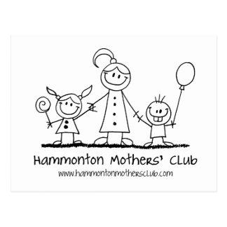 HMC Logo Postcard
