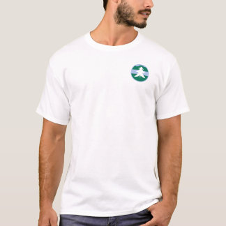 HMC Plain White T T-Shirt