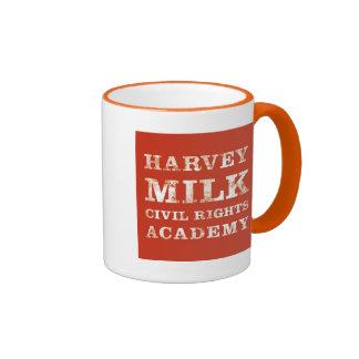 HMCRA Logo Ringer Mug