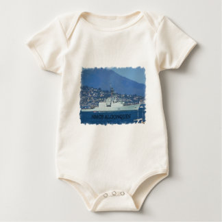 HMCS ALGONQUIN BABY BODYSUITS