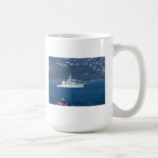 HMCS Brandon Taza Básica Blanca