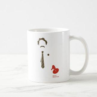 HMDayFaceTShirt Classic White Coffee Mug