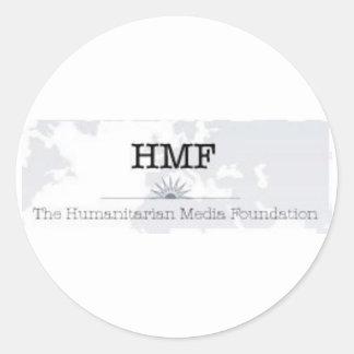 HMF Logo Sticker