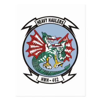HMH-462 Heavy Haulers Postcard