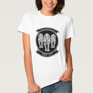 HMH-466 Wolfpack Camisas