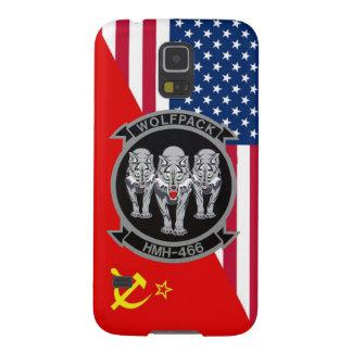 "HMH-466 ""Wolfpack"" Cold War Paint Scheme Galaxy S5 Case"