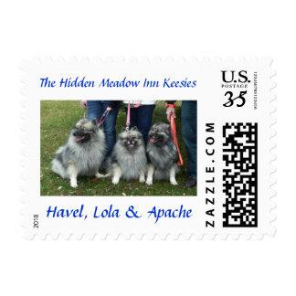 HMI Keesies $.33 Postage Stamp 2013