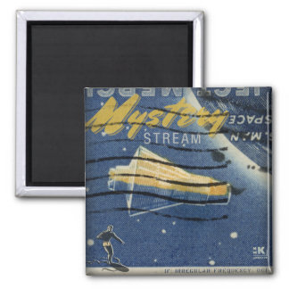 HMK Mystery Stream: 061 2 Inch Square Magnet