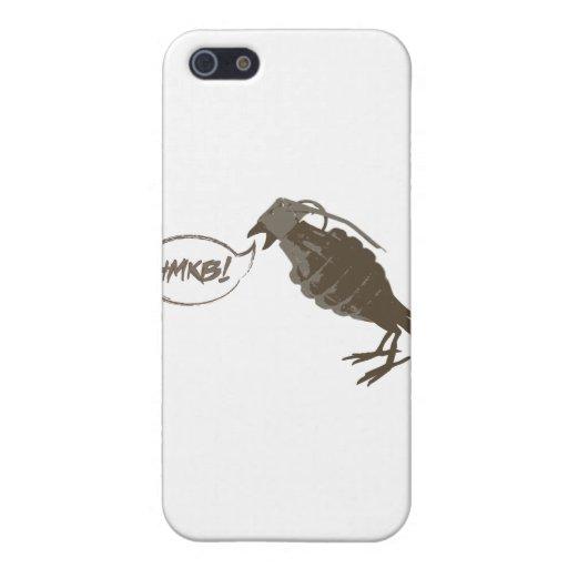 HMKB! CASE FOR iPhone 5