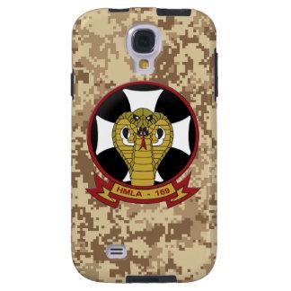 "HMLA-169 ""Vipers"" Marine Camo Galaxy S4 Case"
