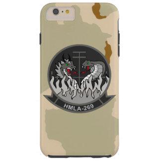 "HMLA-269 desierto Camo ""del Gunrunners"" Funda Para iPhone 6 Plus Tough"