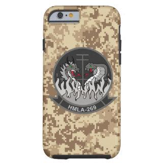 "HMLA-269 ""el Gunrunners"" Camo marino Funda Para iPhone 6 Tough"