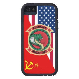 "HMLA-367 ""Scarface"" Cold War Paint Scheme iPhone SE/5/5s Case"