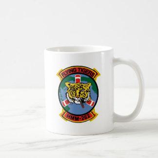 HMM-262 Flying Tigers Classic White Coffee Mug
