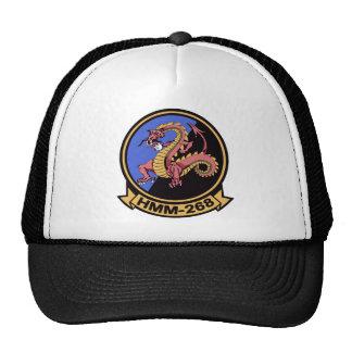 HMM-268 Red Dragons Trucker Hat