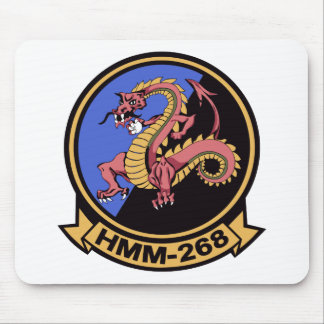 HMM-268 Red Dragons Mouse Pads