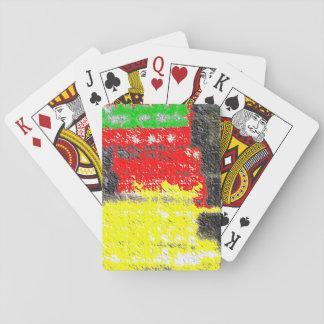 Hmm awful art playing cards