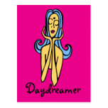 hmm... - Daydreamer Postcard