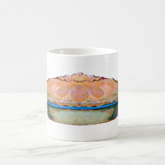 Hmm Pie Classic White Coffee Mug