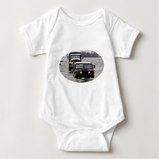 HMMWV and Military Truck Infant Creeper