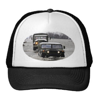 HMMWV and Military Truck Trucker Hat