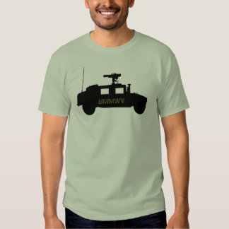 HMMWV with TOW T Shirt