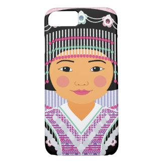 Hmong Girl Matryoshka Case