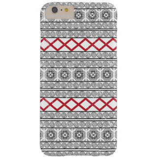 Hmong Motif Case with X's