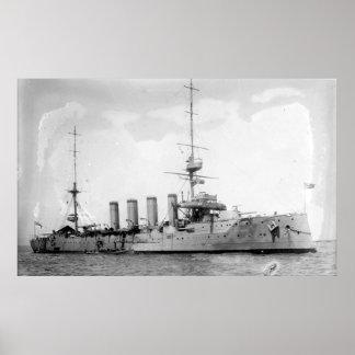 HMS Antrim Poster
