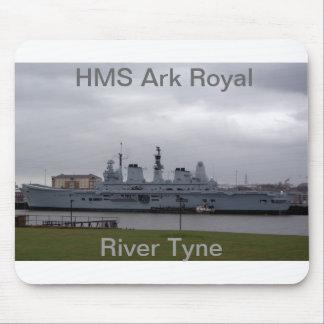 HMS Ark Royal Mouse Pad