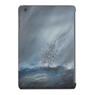 HMS Beagle in Storm off Cape Horn 24th December iPad Mini Retina Cover