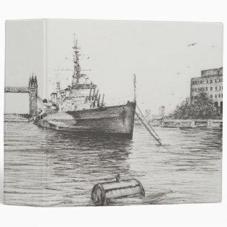 """HMS Belfast en el río Támesis London.2006 Carpeta 2"""""""