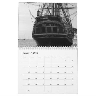 HMS Bounty at Newburyport Calendar