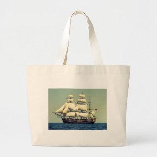 HMS Bounty Large Tote Bag
