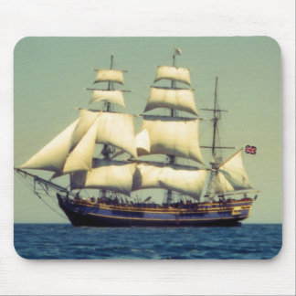 HMS Bounty Mouse Pad