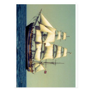 HMS Bounty Postcard