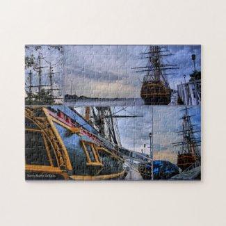 HMS Bounty Puzzle