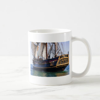 HMS Bounty Tall Ship Coffee Mug